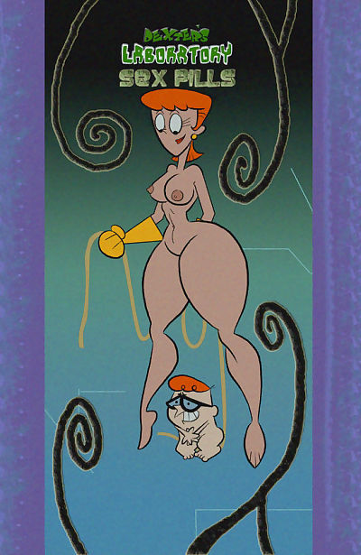 Dexter's Laboratory- Sex..