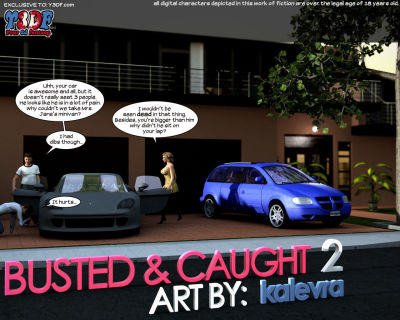Y3DF- Busted & Caught 2
