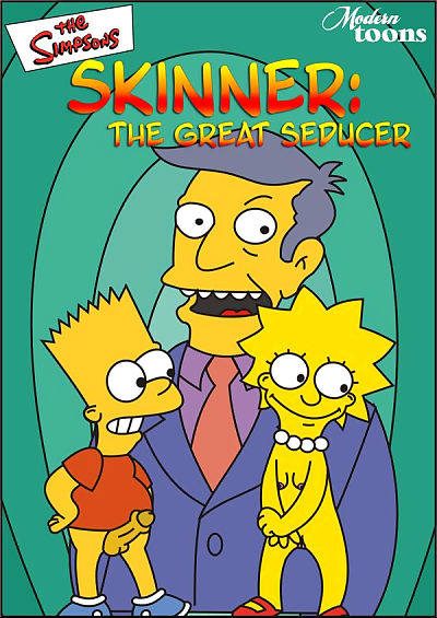 Simpsons- Skinner Great..